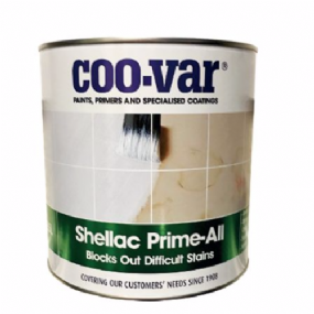 Coo-Var Shellac Prime-All | Sealer & Stain Killer | paints4trade.com